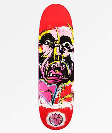 "Sausage x Scum Face 9.0"" Skateboard Deck"