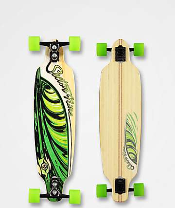 """Sector 9 Lucky Shoots 33"""" longboard completo"""