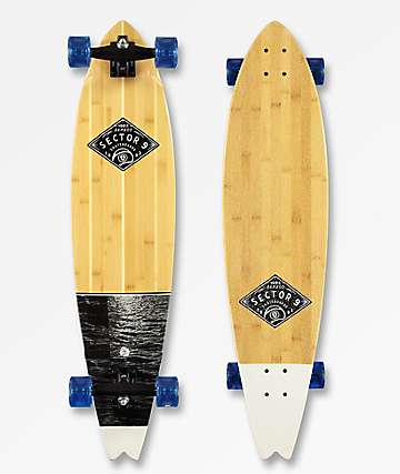 "Sector 9 Torrent Offshore 39.5"" Longboard Complete"