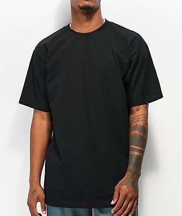 Shaka Wear Max Heavy Weight camiseta negra