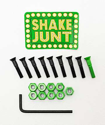 "Shake Junt Kader 1"" Skateboard Hardware"