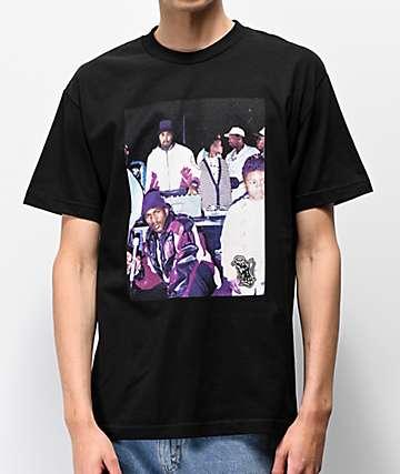 Shirt King Video Shoot Black T-Shirt