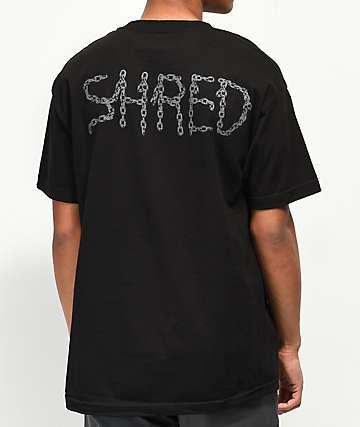 Shred Wizard camiseta negra