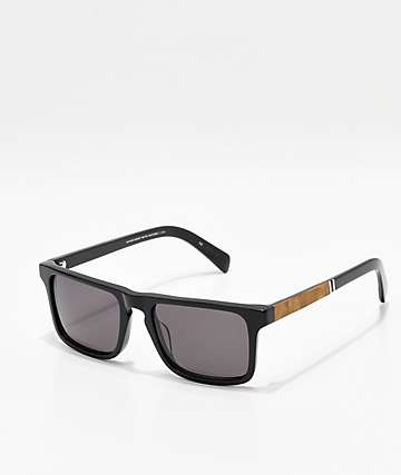Shwood Govy 2 Black Maple Burl Sunglasses