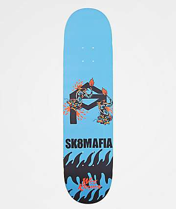 "Sk8Mafia Kremer Animal Style 8.0"" Skateboard Deck"