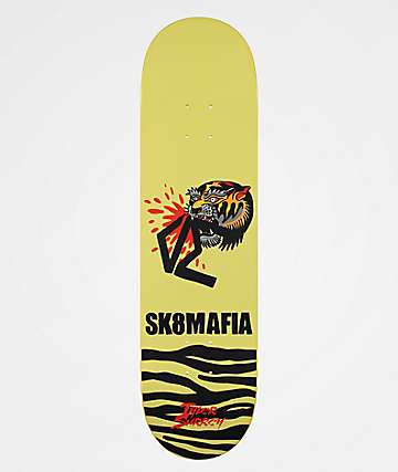 "Sk8Mafia Surrey Animal Style 8.25"" Skateboard Deck"