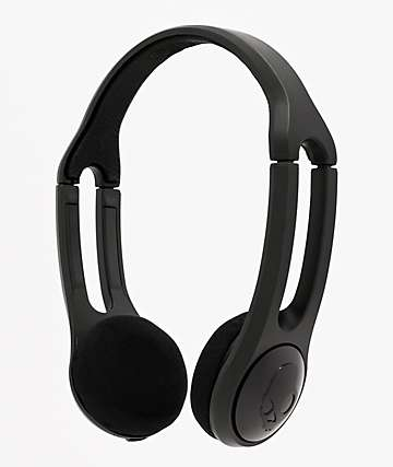 Skullcandy Icon Black Wireless Headphones