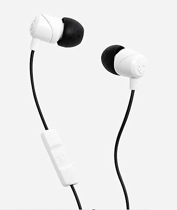 Skullcandy Jib Wired White Earbuds