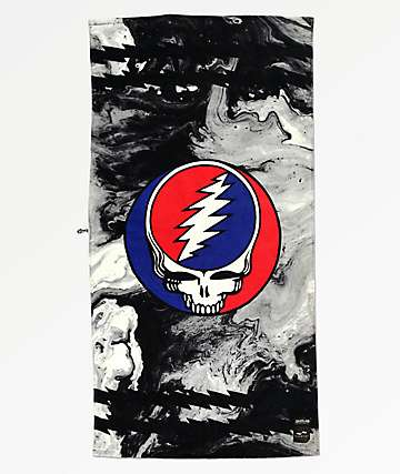 Slowtide x Grateful Dead Steelie Beach Towel