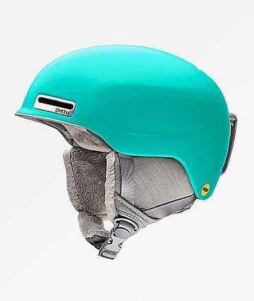Smith Allure casco de snowboard ópalo mate