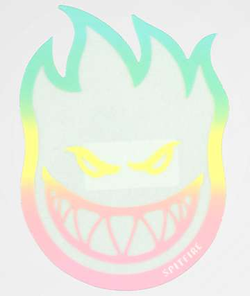 Spitfire Bighead Bloom Sticker
