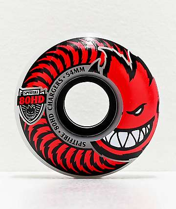 Spitfire Classic Chargers 54mm 80HD Skateboard Wheels