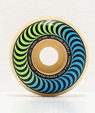 Spitfire Classics Faders 52mm 101a Skateboard Wheels