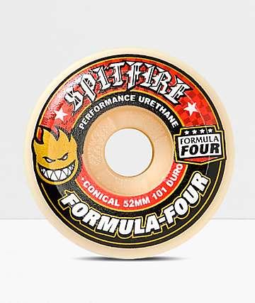 Spitfire F4 Conical Full 52mm ruedas de skate