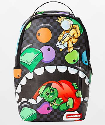 Sprayground House Of Madness Backpack