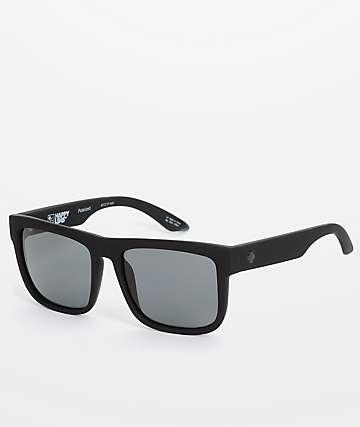 Spy Discord Happy Lens gafas de sol polarizadas en negro