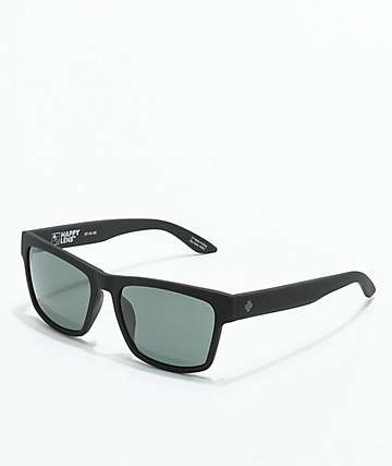 Spy Haight 2 Soft Matte Black Sunglasses