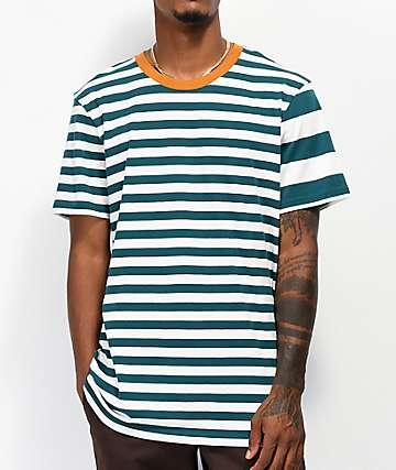 Stance Mariner Dark Teal T-Shirt