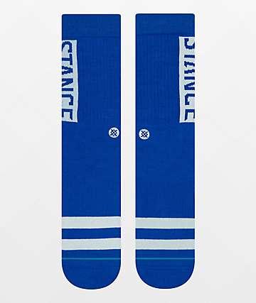 Stance OG Cobalt Crew Socks