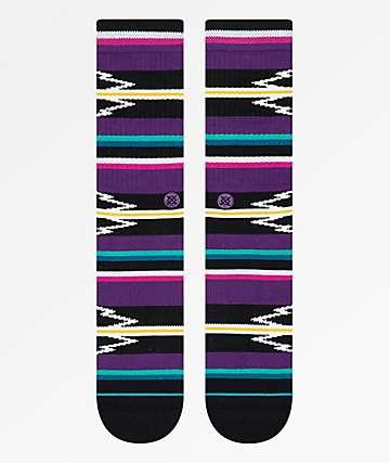 Stance Odessa Black Crew Socks