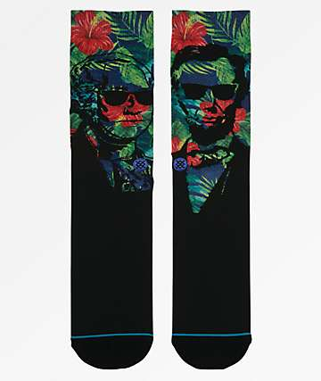 Stance Presidential Party Crew Socks