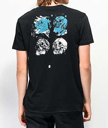 Stance Skull Scratcher Black T-Shirt