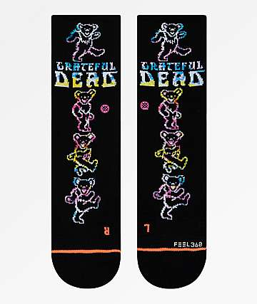 Stance x Grateful Dead Bears Crew Socks