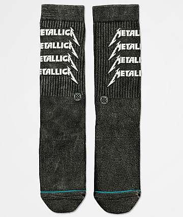 Stance x Metallica Stack Crew Socks
