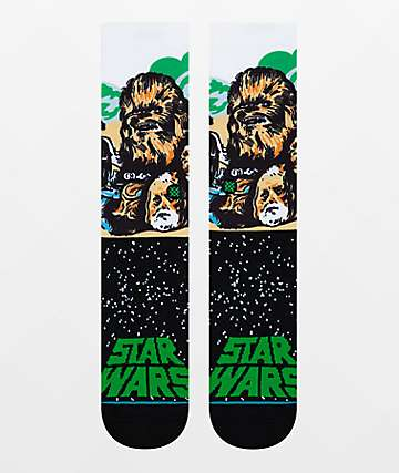 Stance x Star Wars Chewbacca Crew Socks