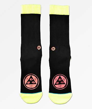 Stance x Welcome Logo Crew Socks