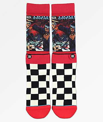 Stance x Wu-Tang Liquid Swords Crew Socks