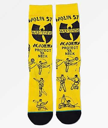 Stance x Wu-Tang Protect Ya Neck Crew Socks