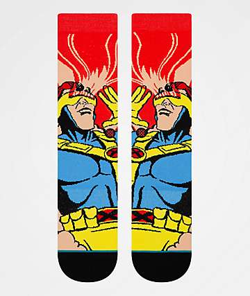 Stance x X-Men Cyclops calcetines