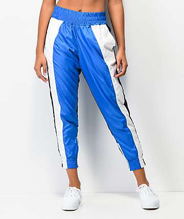 Starter Colorblock Blue Track Pants