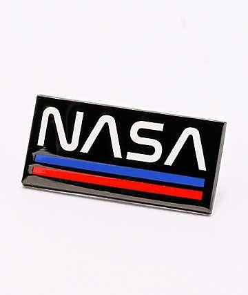 Stickie Bandits NASA Enamel Pin