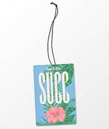 Succ Flower Air Freshener