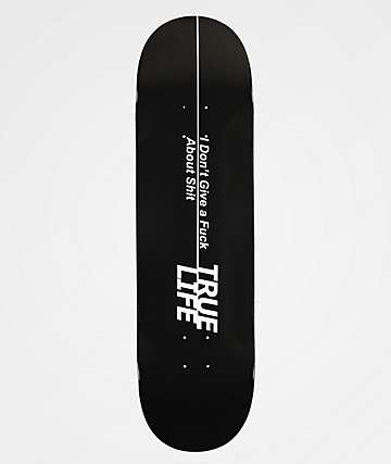 "Succ True Life 8.5"" Skateboard Deck"