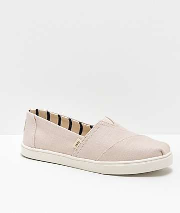 TOMS Alpargata Natural Shoes