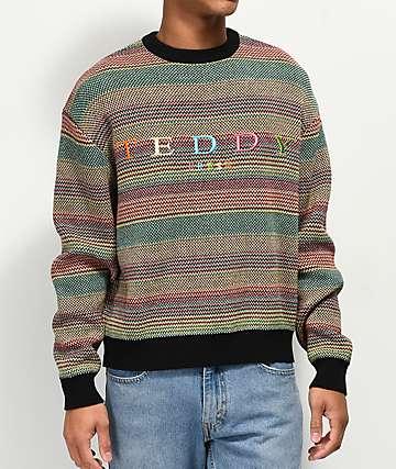 Teddy Fresh Rainbow Sweater