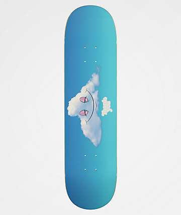 "Thank You Head In The Clouds 8.0"" Skateboard Deck"