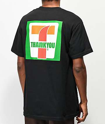 Thank You Kwik T Mart Black T-Shirt