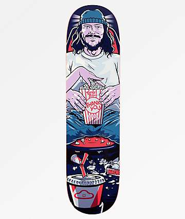 "Thank You Pudwill Date Night 8.0"" Skateboard Deck"