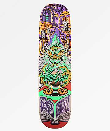 "Thank You Pudwill Wizard 8.12"" Skateboard Deck"