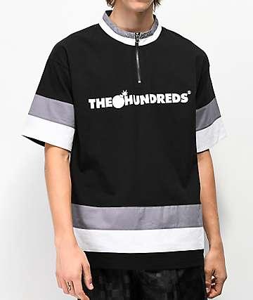 The Hundreds Maxon Knit Black T-Shirt