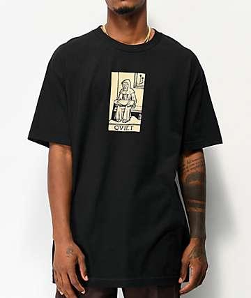 The Quiet Life Monk camiseta negra