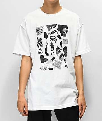 The Quiet Life x Beth Hoeckel camiseta blanca