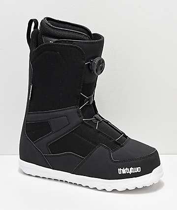 ThirtyTwo Shifty Boa 2019 botas de snowboard negras