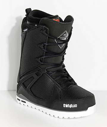 ThirtyTwo TM-2 Black Snowboard Boots