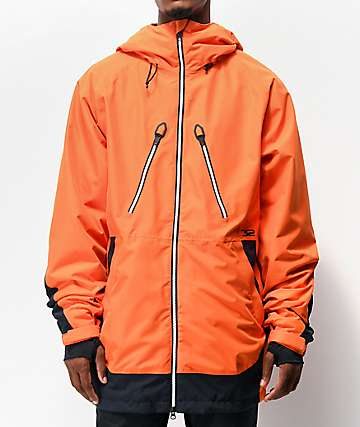 ThirtyTwo Team Orange 15K Snowboard Jacket