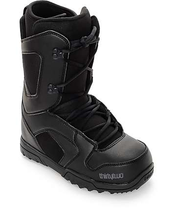 Thirtytwo Exit Black Snowboard Boots 2017